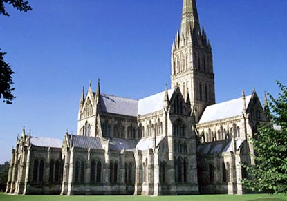 Salisbury guided tours
